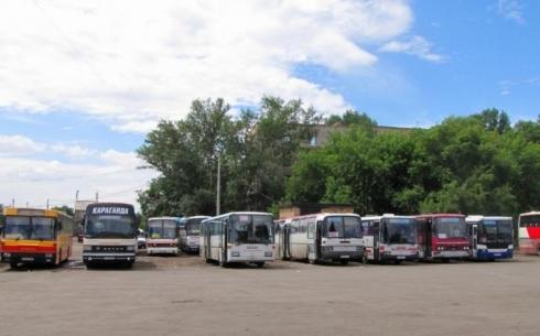 Когда в карагандинском регионе откроют автобусное движение по всем направлениям в области