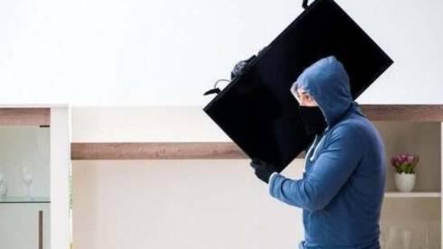 Подросток похитил телевизор из церкви в Балхаше
