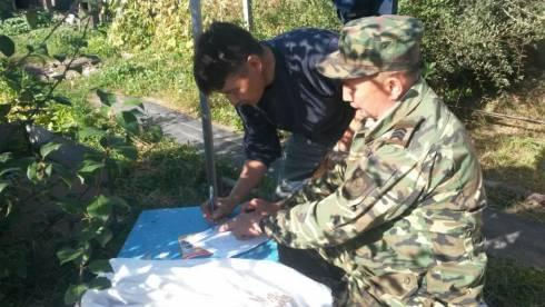 В Карагандинской области стартовал «Месячник пожарной безопасности»