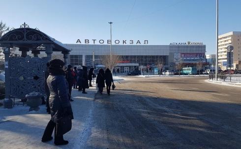 Ищем выходы из ситуации – управление пассажирского транспорта и автодорог Карагандинской области о работе городского автовокзала