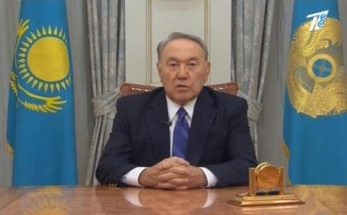 Назарбаев озвучит Послание народу Казахстана 10 января