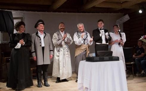 Артисты Темиртауского театра юного зрителя выступили на международном фестивале
