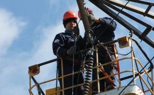График отключения электроэнергии на 9 октября
