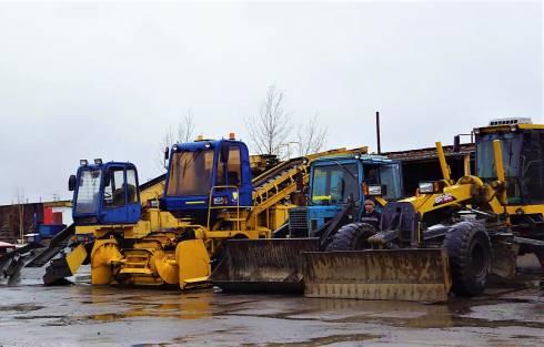 Подрядные организации Темиртау «вооружились» новой техникой в преддверии зимы