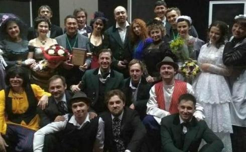 Постановку «Ревизор» театра им.Станиславского оценили на Международном фестивале в Санкт-Петербурге