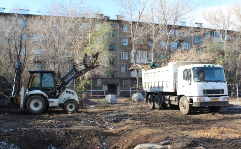 Карагандинцы пожаловались на затяжную реконструкцию тепловых сетей