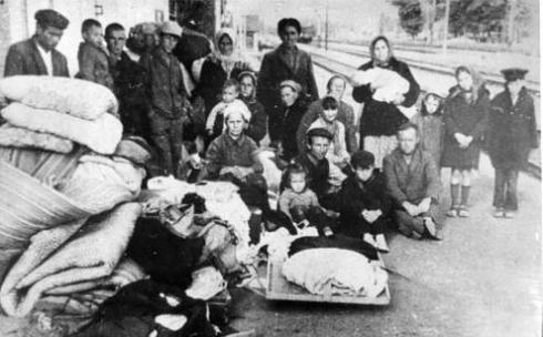 В Караганде прошло мероприятие памяти 72-й годовщины депортации чеченского и ингушского народов