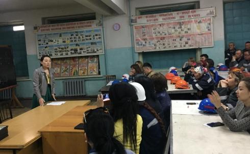 На карагандинском заводе обсудили обязательное медицинское страхование