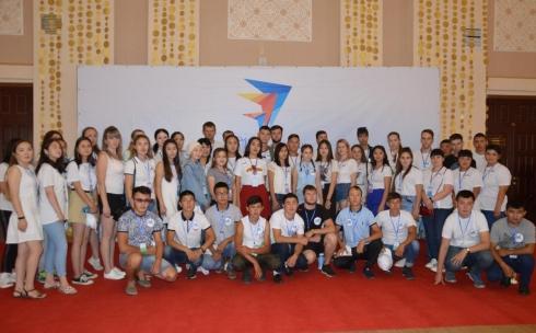 В Карагандинской области проходит форум сельской молодежи