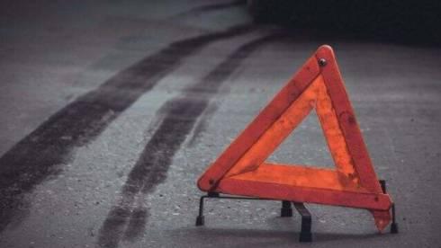 Полицейский погиб при столкновении авто с грузовиком в Карагандинской области