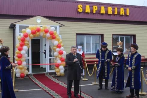 Автовокзал после капитального ремонта открылся в Аксу-Аюлы Шетского района