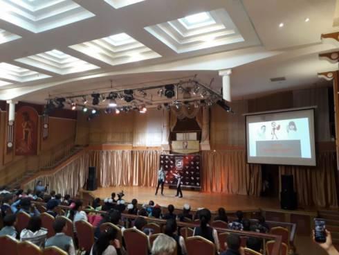 В Караганде состоялся обучающий семинар по «Детской Безопасности»