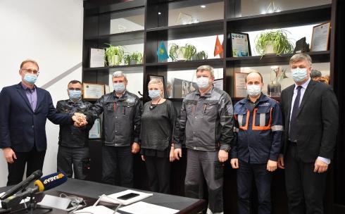 Сотрудники АО «АрселорМиттал Темиртау» получат единовременную выплату в размере 150 тысяч тенге