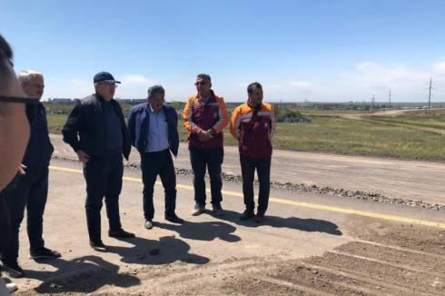 Сроки завершения реконструкции участка трассы Караганда-Темиртау назвали в МИИР