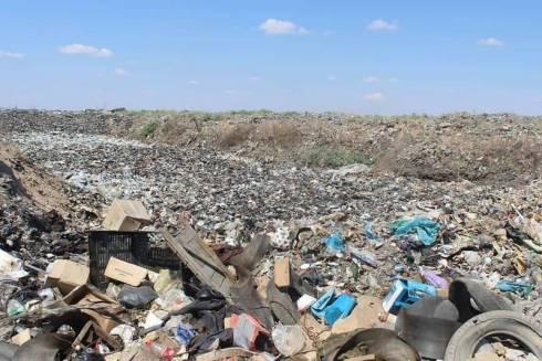 Навести чистоту в Караганде потребовал Женис Касымбек