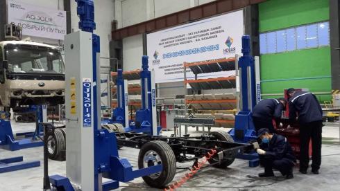 В Карагандинской области производство промышленной продукции выросло в пять раз