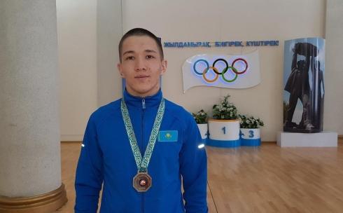 Карагандинский спортсмен Айбар Оразалы стал серебряным призёром Чемпионата Азии по грэпплингу